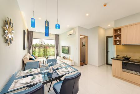 Bán căn hộ tầng cao Lovera Vista nội thất cơ bản, tiện ích đa dạng.