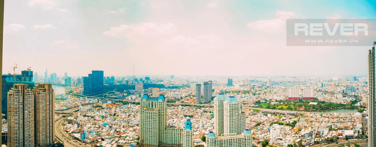 View 1 Bán căn hộ Vinhomes Central Park hướng Tây Bắc, 103m2 2PN 2WC, nội thất cao cấp, view thành phố
