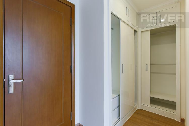 Phòng Ngủ 1 Căn góc Vinhomes Central Park tầng cao Landmark 3 nội thất cơ bản