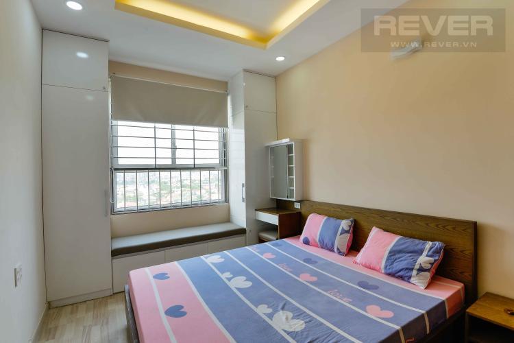 Phòng Ngủ 1 Bán căn hộ Tropic Garden 2PN, tháp A2, đầy đủ nội thất, view Landmark 81