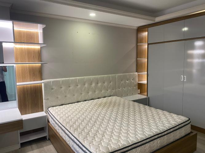 Phòng ngủ căn hộ Homyland 3, Quận 2 Căn hộ cao cấp HomyLand Riverside hướng Đông Nam, đầy đủ nội thất.