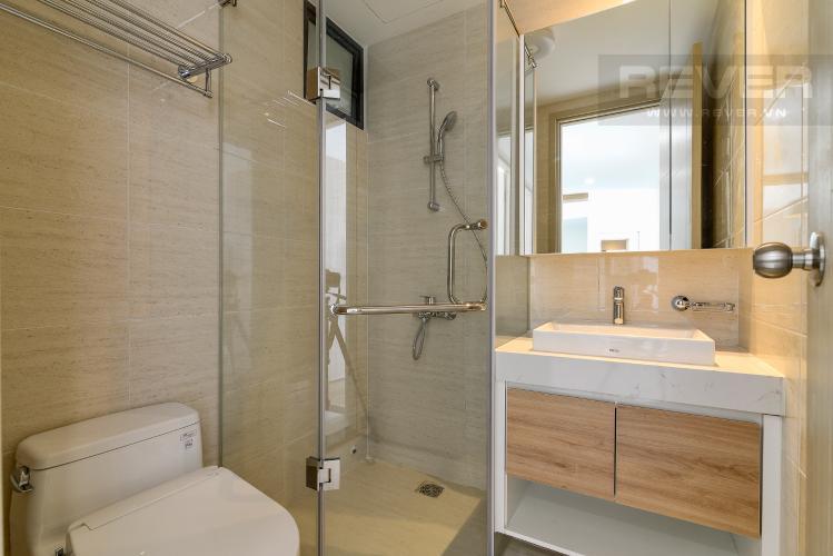 Phòng Tắm 2 Cho thuê căn hộ New City Thủ Thiêm 85m2 gồm: 3PN 2WC, hướng Đông Bắc, view nội khu