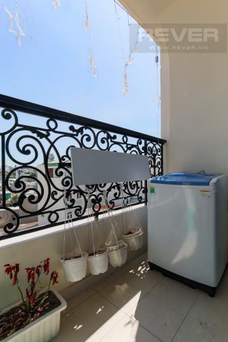 Balcony Bán hoặc cho thuê căn hộ Grand Riverside 3PN và 2WC, đầy đủ nội thất, view thành phố