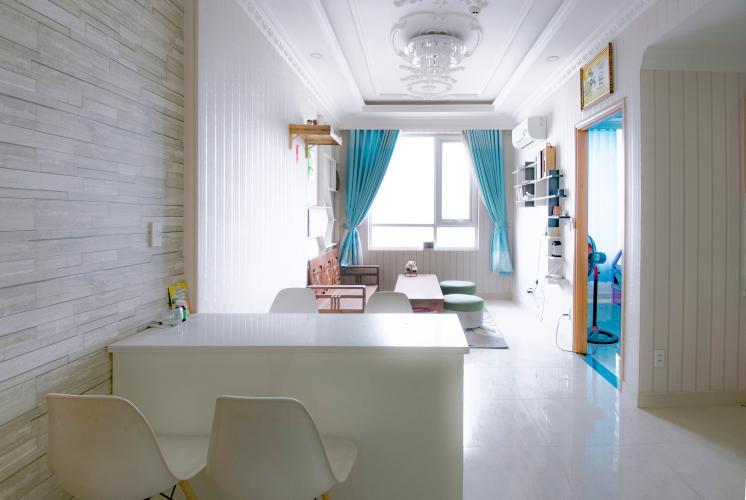 Tổng Quan Căn hộ The CBD Premium Home 2 phòng ngủ tầng trung tháp A đầy đủ tiện nghi
