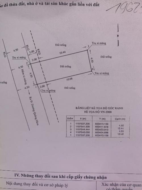 Bản vẽ nhà phố Nguyễn Thái Sơn, Gò Vấp Nhà phố gần đại học Văn Lang, hướng Tây hẻm xe hơi 5m.