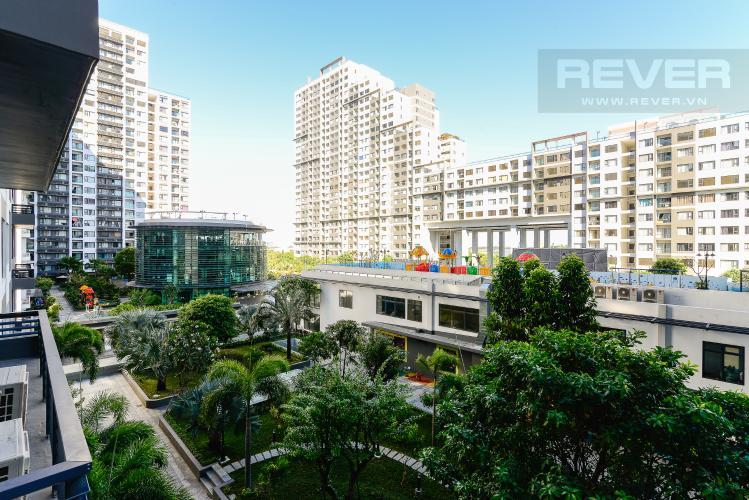View Bán căn hộ New City Thủ Thiêm 3 phòng ngủ tầng thấp tháp Venice, view nội khu mát mẻ và yên tĩnh