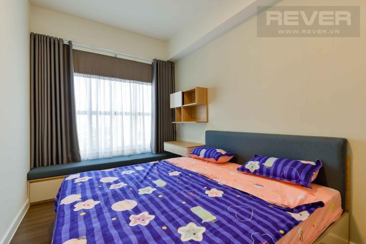 Phòng ngủ 2 Cho thuê căn hộ The Sun Avenue 2PN, block 6, đầy đủ nội thất, hướng Đông Nam đón gió