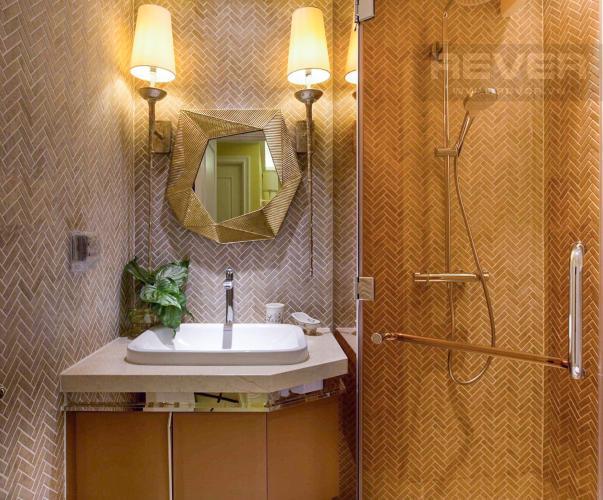 Phòng Tắm Bán căn hộ Vinhomes Golden River 2PN, tháp The Aqua 3, đầy đủ nội thất, hướng Đông Nam, view mé sông