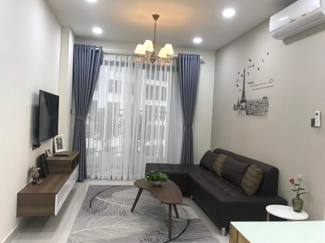 Cho thuê căn hộ Saigon Royal 2 phòng ngủ, tầng trung, block A, diện tích 80m2, đầy đủ nội thất