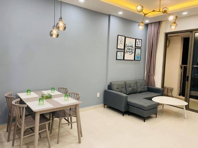 Phòng khách Kingston Residence, Phú Nhuận Căn hộ Kingston Residence hướng Đông Nam, view thoáng mát.