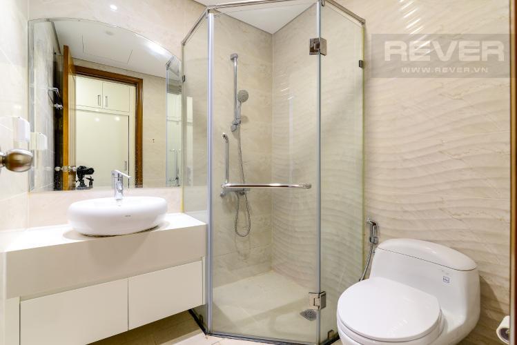 Phòng Tắm 2 Bán căn hộ Vinhomes Central Park 3PN, tầng thấp, đầy đủ nội thất, view hồ bơi