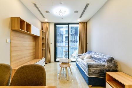Cho thuê căn hộ Vinhomes Golden River 1PN, đầy đủ nội thất, ngay trung tâm Quận 1