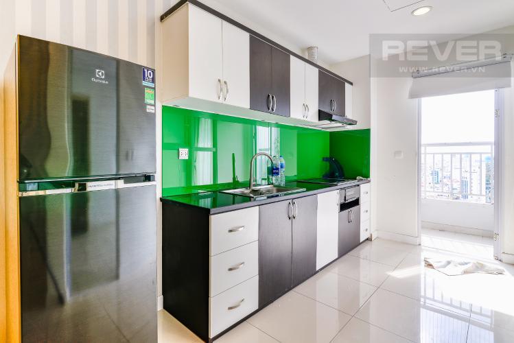 Nhà Bếp Căn hộ Prince Residence 2 phòng ngủ tầng trung P1 nội thất đầy đủ