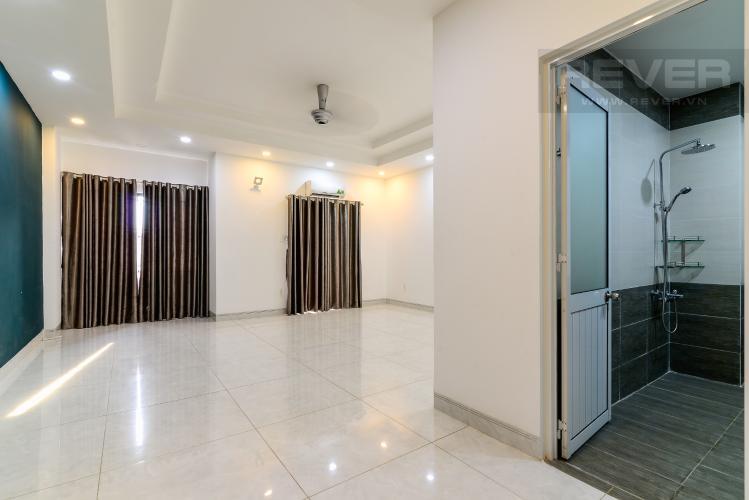 Phòng Ngủ Tầng 2 Bán nhà phố KDC Khang An - Phú Hữu - Quận 9, 3 tầng, diện tích 149m2, sổ hồng chính chủ