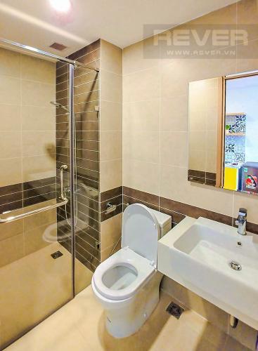 Phòng Tắm 1 Cho thuê căn hộ RiverGate Residence 1PN, tầng thấp, tháp B, đầy đủ nội thất, view sông Sài Gòn