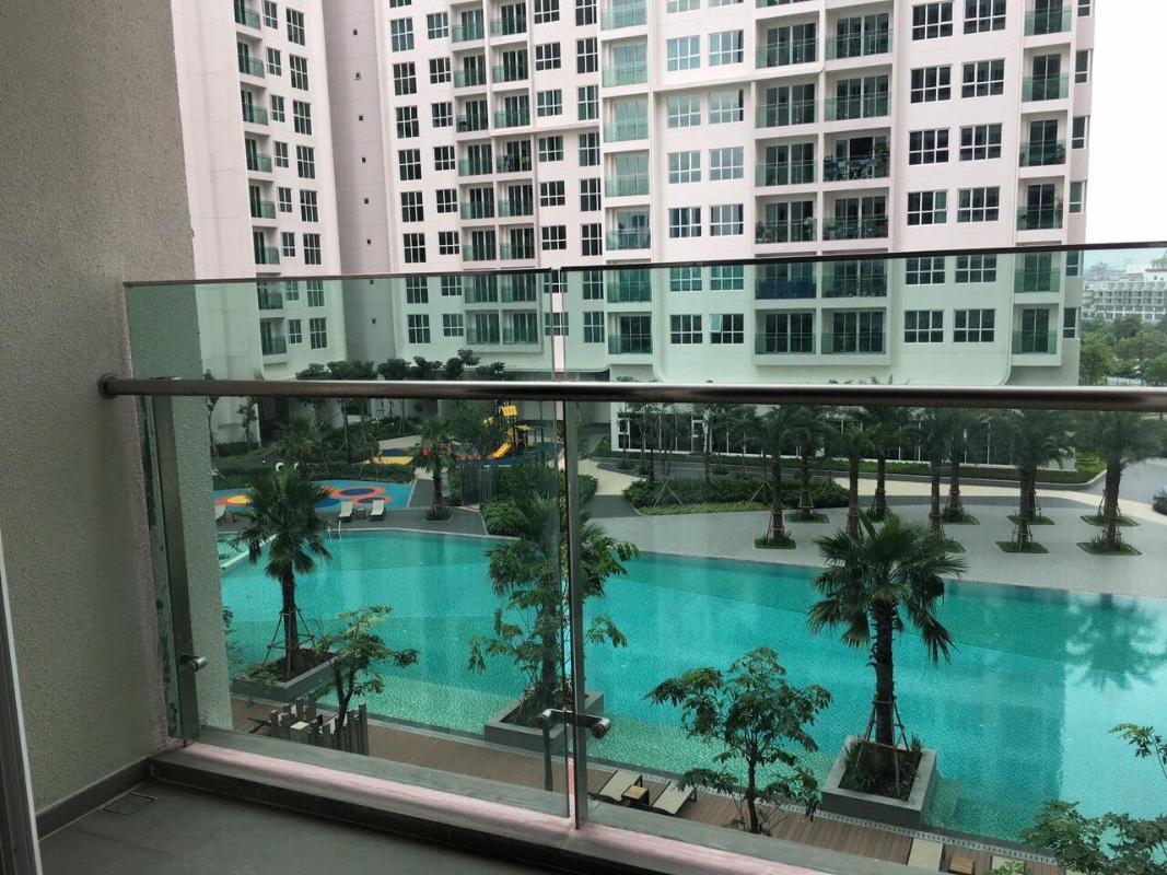 2 Cho thuê căn hộ Sadora Apartment 3PN, tầng trung, diện tích 90m2, đầy đủ nội thất, view sân vườn