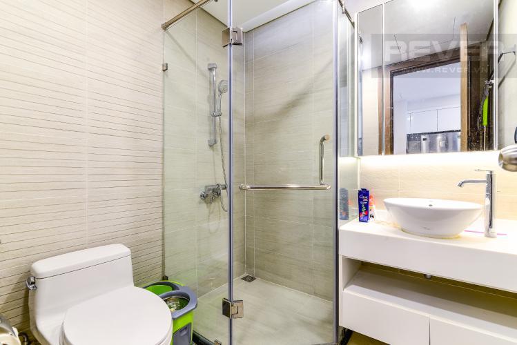 Phòng Tắm 1 Căn hộ Vinhomes Central Park tầng cao, park 1, 3 phòng ngủ full nội thất