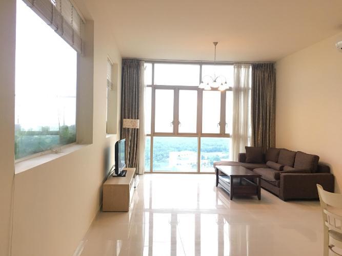 Bán hoặc cho thuê căn hộ The Vista An Phú 3PN, đầy đủ nội thất, hướng ban công Đông Nam thoáng mát
