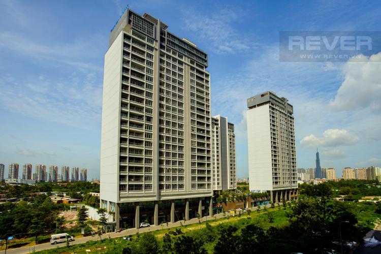 View Cho thuê căn hộ Lexington Residence 2PN, tháp LA, đầy đủ nội thất, view đại lộ Mai Chí Thọ