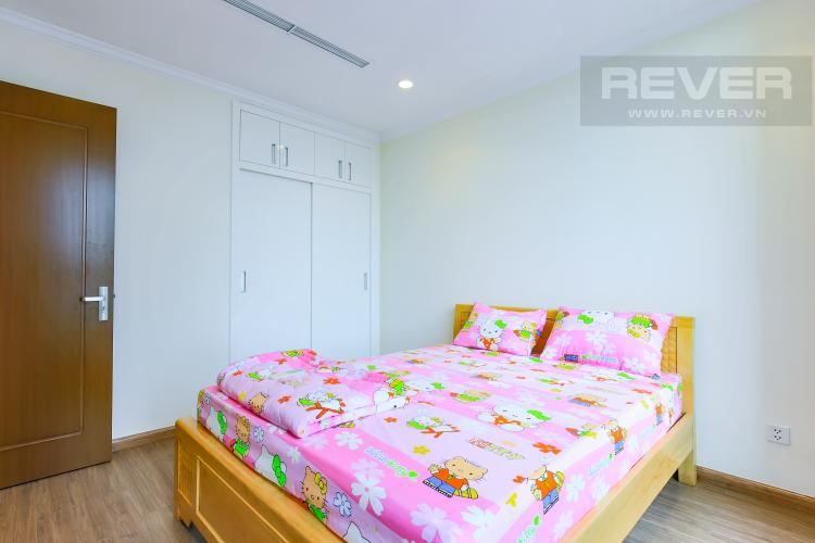 Phòng Ngủ 2 Căn hộ Vinhomes Central Park 3 phòng ngủ tầng thấp Landmark 2 view nội khu
