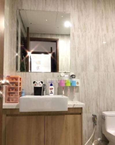 Phòng tắm The Golden Star, Quận 7 Căn hộ The Golden Star ban công hướng Bắc, view trường học.