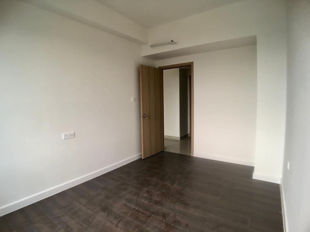 PHÒNG NGỦ Bán căn hộ The Sun Avenue 1PN + 1, diện tích 56m2, không nội thất, view trực diện sông