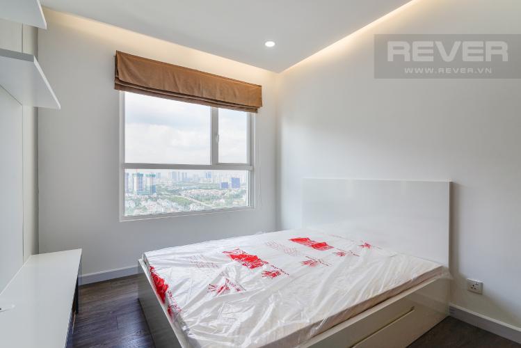 Phòng Ngủ 2 Căn hộ Vista Verde 2 phòng ngủ tầng cao T2 đầy đủ nội thất