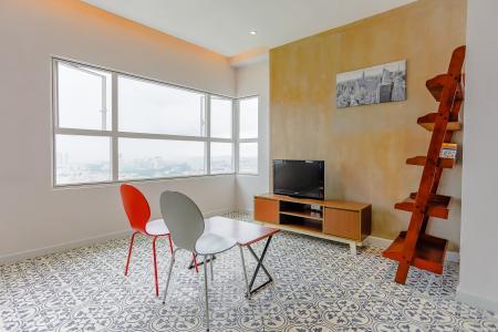 Căn hộ Sunrise City 1 phòng ngủ tầng cao X2 thiết kế hiện đại