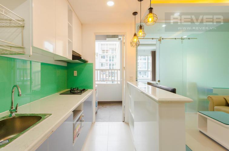 Bếp Căn hộ 1 phòng ngủ tầng cao LC Lexington Residence
