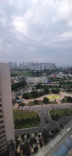 View căn hộ Centana Thủ Thiêm, Quận 2 Căn hộ tầng 16 chung cư Centana Thủ Thiêm đầy đủ nội thất tiện nghi.