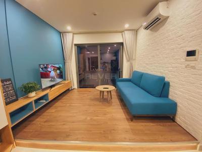 Căn hộ Diamond Louts nội thất đầy đủ, view thoáng mát.