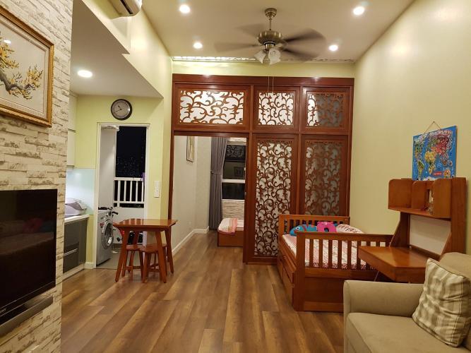Cho thuê căn hộ officetel Lexington Residence 1PN, tháp LB, đầy đủ nội thất, view Landmark 81