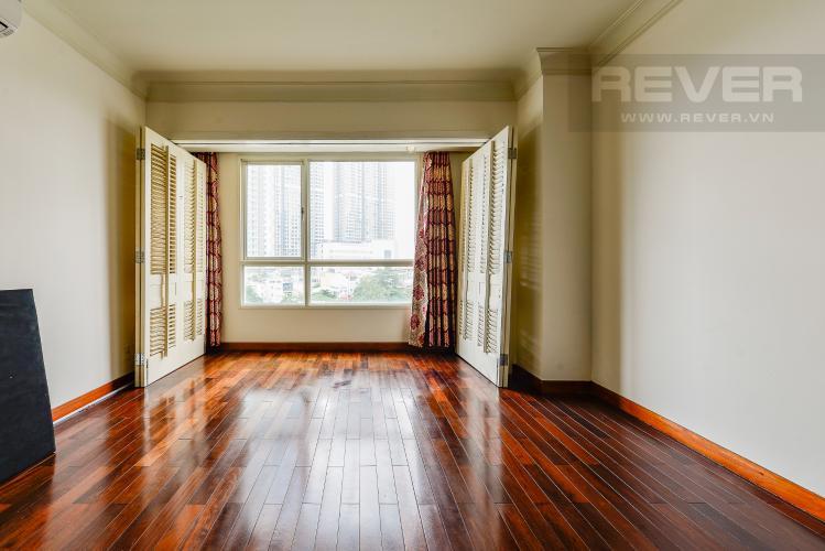 Phòng ngủ 1 Căn hộ The Manor tầng thấp, tháp Manor 1, 3 phòng ngủ, view thành phố