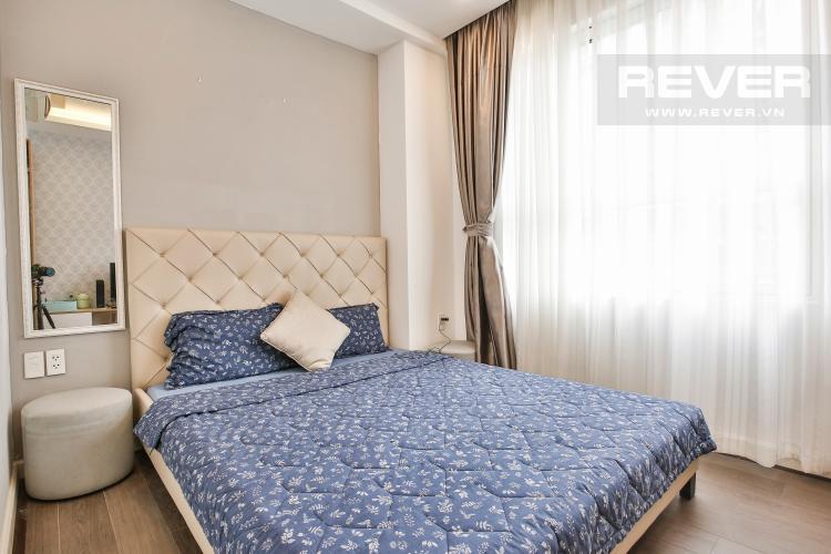 Phòng Ngủ 1 Căn hộ Lexington Residence 2 phòng ngủ tầng cao LC nội thất đầy đủ