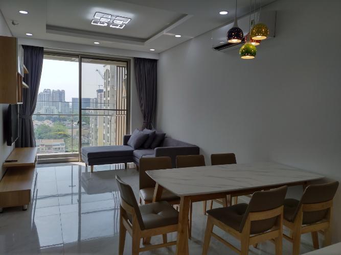 Tổng quan căn hộ PHÚ MỸ HƯNG MIDTOWN Bán hoặc cho thuê căn hộ Phú Mỹ Hưng Midtown 2PN, diện tích 88m2, đầy đủ nội thất, view khu biệt thự