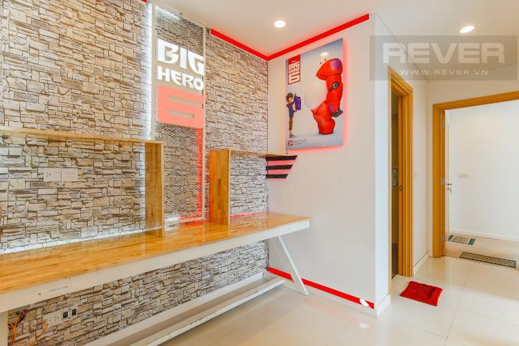 Phòng Học Cho thuê căn hộ Sarimi Sala Đại Quang Minh 3 phòng ngủ, đầy đủ nội thất, view Landmark 81