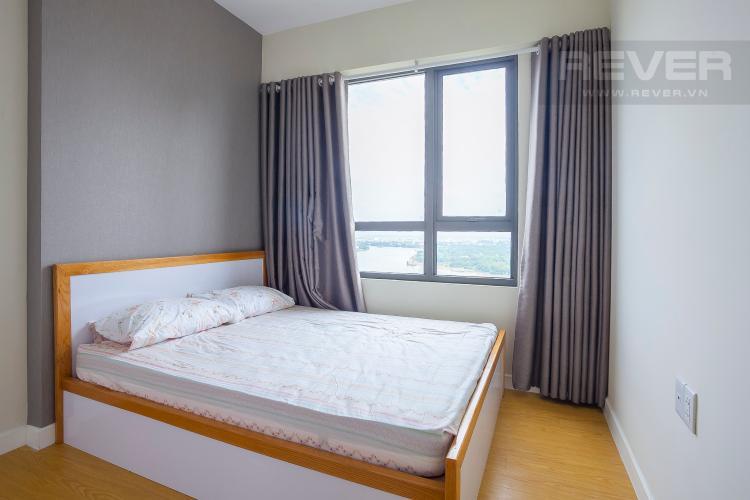 Phòng Ngủ 3 Căn hộ Masteri Thảo Điền 3 phòng ngủ tầng cao T4 nội thất đầy đủ