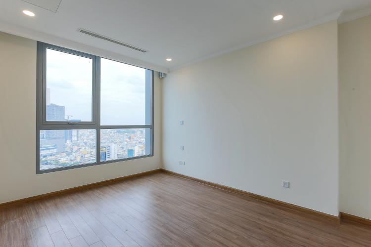 Phòng Ngủ 3 Căn hộ Vinhomes Central Park 3 phòng ngủ tầng trung L6 nhà trống