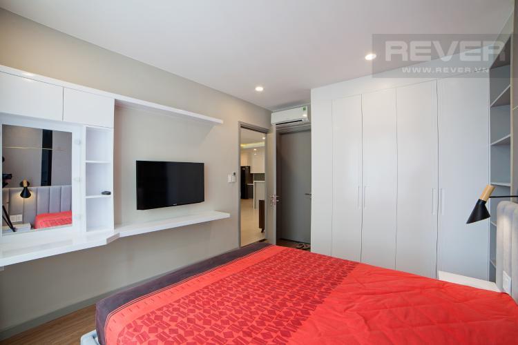Phòng ngủ 1 Căn hộ The Gold View 2 phòng ngủ tầng trung A2 hướng Đông Nam