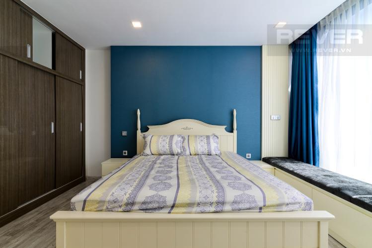 Phòng Ngủ 1 Bán căn hộ Vinhomes Golden River 3PN, tầng cao, đầy đủ nội thất, view Thủ Thiêm và sông Sài Gòn