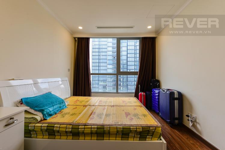 Phòng ngủ 3 Bán căn hộ Vinhomes Central Park tầng cao, 4PN, đầy đủ nội thất, view đẹp