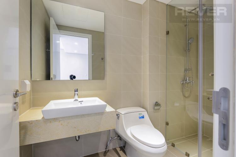 Toilet Bán căn hộ Diamond Island - Đảo Kim Cương 1PN, view sông