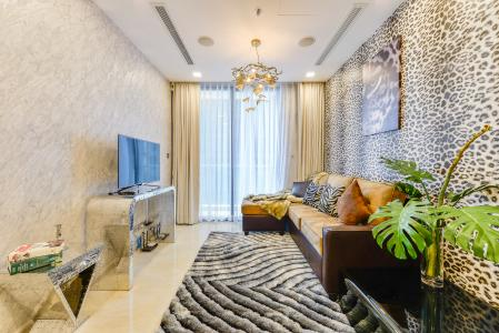 Officetel Vinhomes Golden River 1 phòng ngủ tầng cao A1 view sông