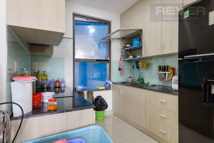 Bếp Bán hoặc cho thuê căn hộ The Sun Avenue 3PN, đầy đủ nội thất, hướng Tây Nam thịnh vượng