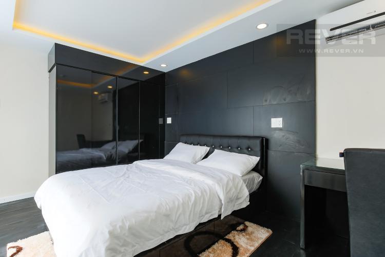Phòng Ngủ Căn hộ dịch vụ 2 phòng ngủ Trần Quang Diệu Quận 3