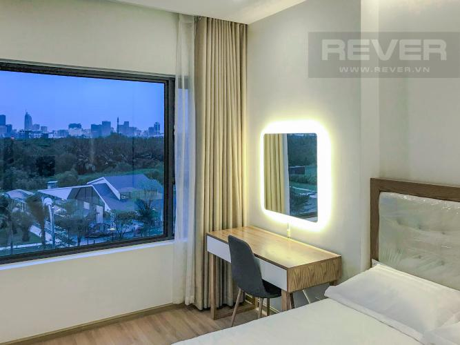 Phòng Ngủ 2 Căn hộ New City Thủ Thiêm tầng thấp, tháp Venice, 2PN, nội thất đầy đủ