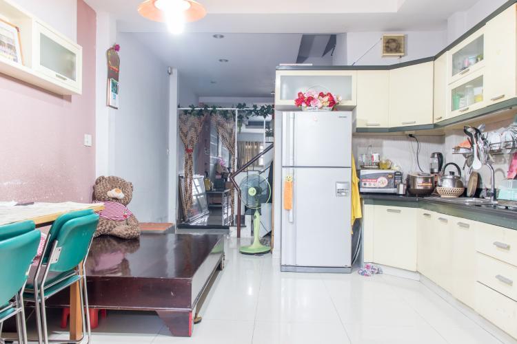 Phòng Bếp Bán nhà phố 2 tầng đường Đinh Bộ Lĩnh, Q.Bình Thạnh, diện tích 80m2, cách Bến xe Miền Đông 500m