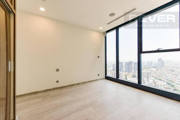 Phòng Ngủ Bán căn hộ Vinhomes Golden River 1PN, tầng cao, tháp The Aqua 1, view thành phố