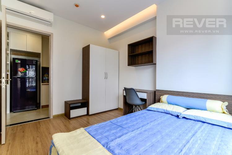 Phòng Ngủ 2 Bán căn hộ New City Thủ Thiêm 2PN 2WC, đầy đủ nội thất, view hồ bơi nội khu
