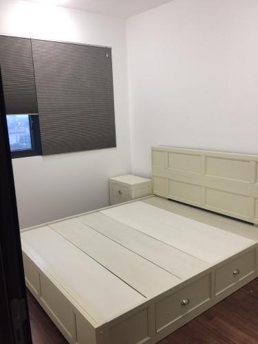 Phòng ngủ One Verandah Quận 2 Căn hộ One Verandah tầng trung, bàn giao đầy đủ nội thất.